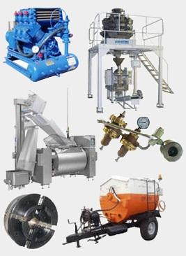 Аппараты, работающие на газообразном топливе.